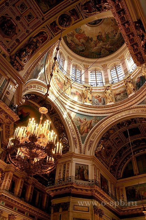 Исаакиевский собор. Внутреннее убранство | Санкт-Петербург Центр | 750x500