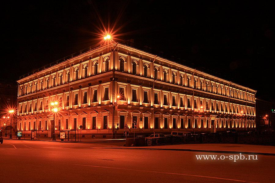 Петербург. Ночной взгляд...