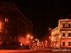 ночь в Петербурге